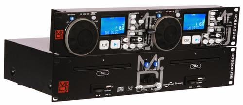 Mr. Dj CD8800USB Multi-Disc DJ CD Player