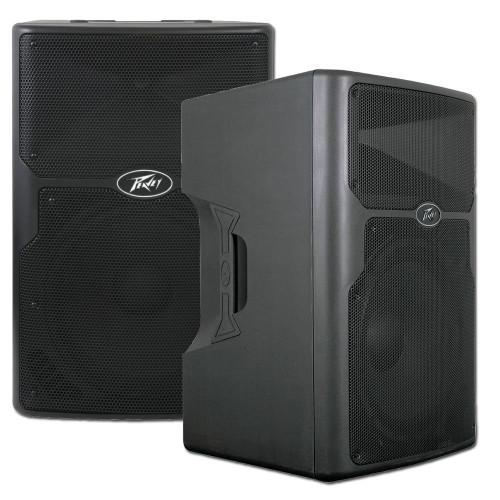 Peavey PVX-P15 Powered Loudspeaker Bundle (Pair)