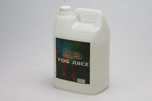 MR.DJ FOG JUICE UNCENTED 5 LITERS FOG MACHINES