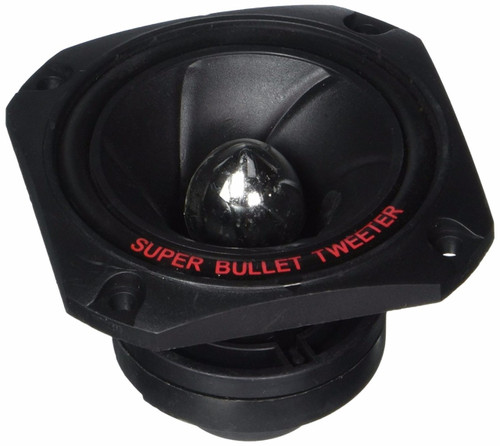 "MR DJ TWS400 400W Max,  3.1"" Super Bullet Tweeter"