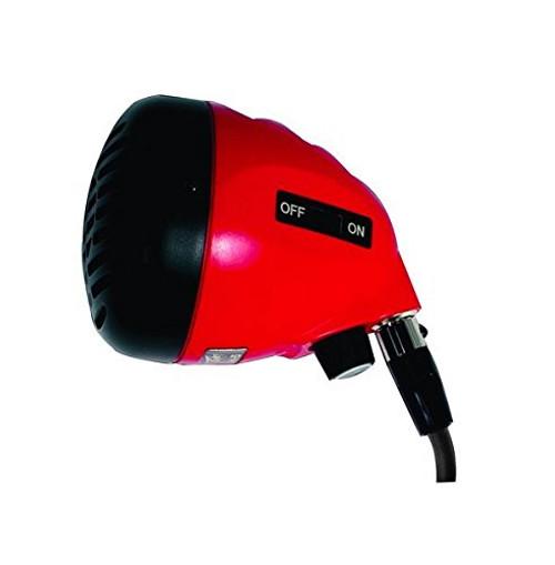 Peavey H-5C Cherry Bomb Harmonica Microphone