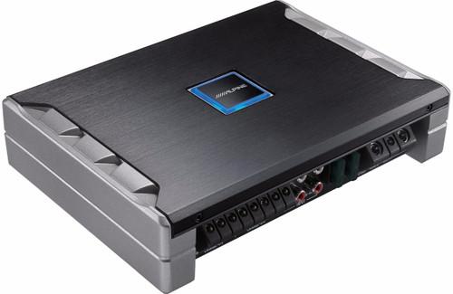 Alpine PDR-F50 500W PDR Series 4/3/2 Channel Class D Digital Amplifier