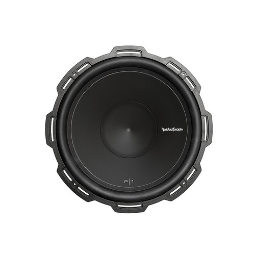 "Rockford Fosgate Punch P1S4-15 500W Max (250W RMS) 15"" Punch P1 Series Single 4-Ohm Car Subwoofer"