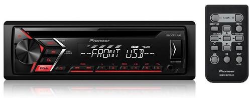 Pioneer DEH-S1000UB Single DIN In-Dash CD/AM/FM Car Stereo Receiver