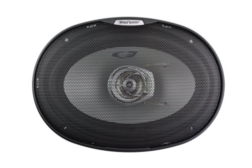 "Alpine SXE-6925S 90W 6x9"" 2-Way Type-E Series Coaxial Speakers w/ Mylar Tweeters"