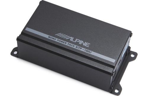 Alpine KTP-190U 90W RMS Monoblock KTP Series Class D Amplifier