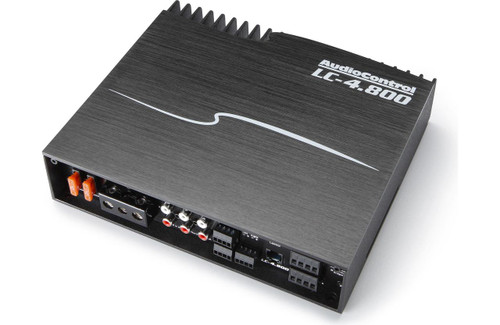 AudioControl LC-4.800 High-Power 4/3/2 Channel Amplifier with AccuBass
