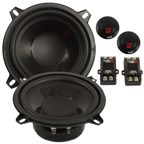 "Cerwin Vega H752C 720W Max (100W RMS) 5.25"" HED Series 2-Way Component Car Speakers"