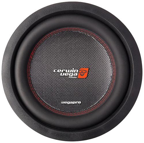 """Cerwin-Vega VPRO102D 1400W 10"""" Vega Pro Series Dual 2 Ohm Car Subwoofer"""