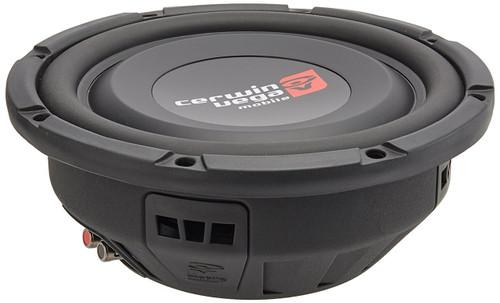 "Cerwin-Vega VPS104D 600 Watt 10"" Vega Pro Shallow Series Dual 4 Ohm Subwoofer"