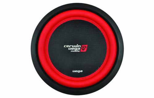 "Cerwin Vega V104DV2 1100W 10"" Vega Series Dual 4 ohm Car Subwoofer"