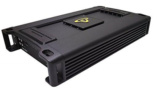 Cerwin-Vega SPRO1600.1D 1600W Peak (1600W RMS) Stroker Pro Series Class-D Monoblock 1-Ohm Stable Amplifier with Bass Knob