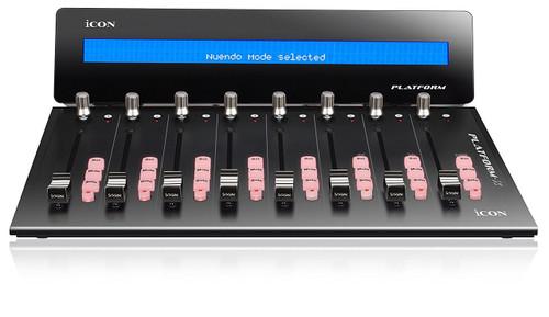 Platform D2 Optional Display for Platform M and Platform X