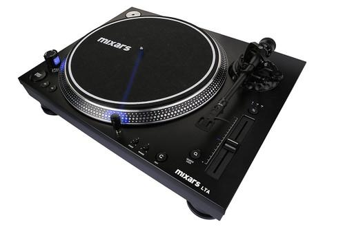 Mixars LTA Straight Arm High Torque DJ Turntable