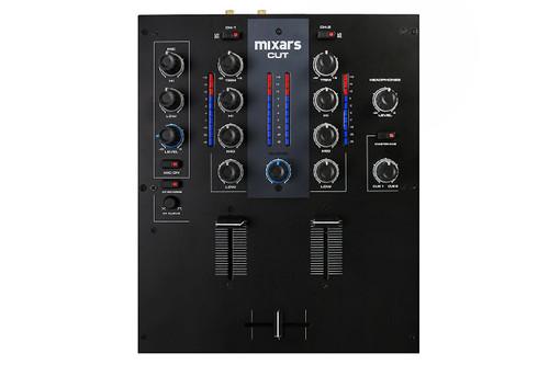 Mixars Cut 2-Channel Battle Mixers