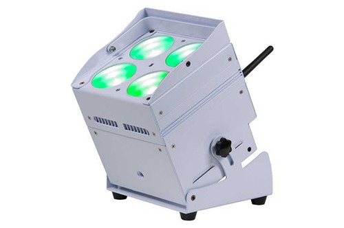 ColorKey CKW02-6006W MobilePar Hex 4 Light, White