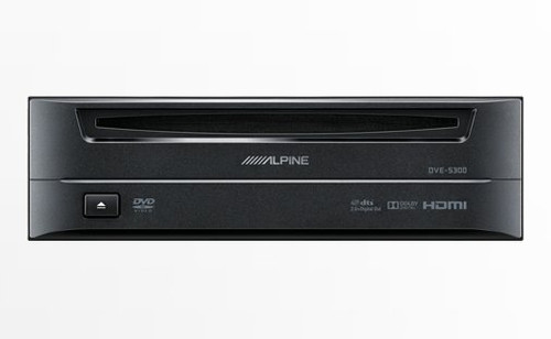 Alpine DVE-5300 Automotive-Grade DVD / CD Player