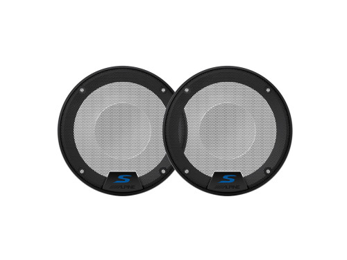 "Alpine KTE-S50G 5-1/4"" (13.5 cm) S-Series Speaker Grilles"
