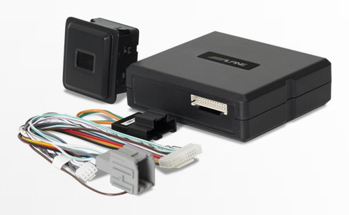 Alpine Electronics KCX-Bose-GM Bose Sound System Interface, for X110-SLV or X110-SRA 10-Inch Restyle Dash System (2014-Up Chevy Silverado & 2014-Up GMC Sierra)