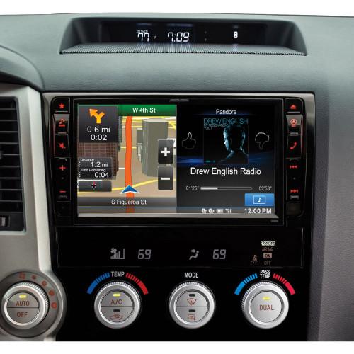 "Alpine Electronics X009-TND 9"" Restyle Dash System for Toyota Tundra Trucks"