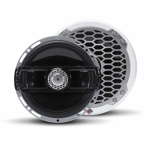 "Rockford Fosgate PM2652 Punch Marine 6.5"" Full Range Speakers (Pair)"