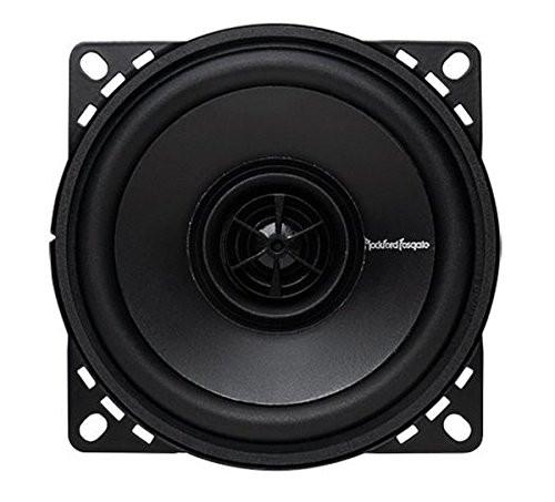 "Rockford Fosgate R14X2 Prime Full Range Coaxial Speaker - 4"" - Set of 2"