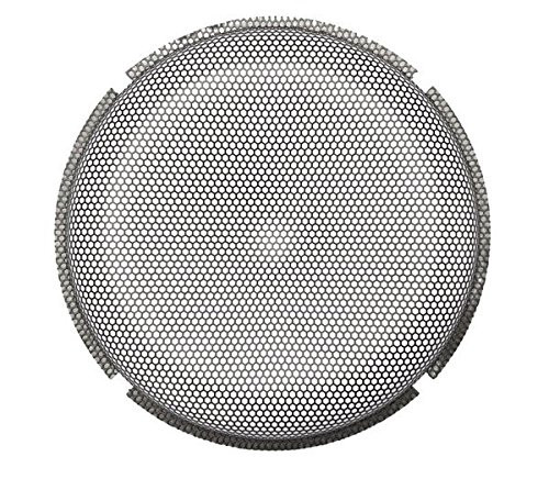 Rockford Fosgate P2P3G-12 Punch P2 and P3 12-Inch Black Steel Mesh Woofer Grille