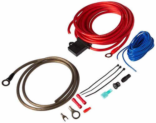 Rockford Fosgate RFK10 10 Gauge Amp Kit