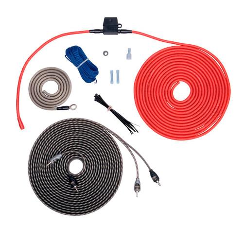 ROCKFORD FOSGATE 10 AWG Power and Signal Installation Kit RFK10I
