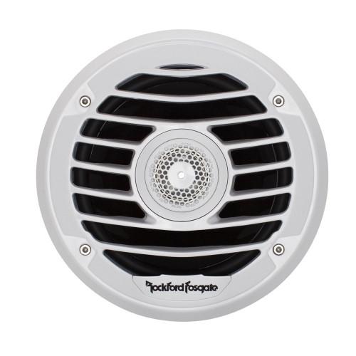 Rockford PM262X 6-Inch Marine Full Range Speakers Luxury Grille