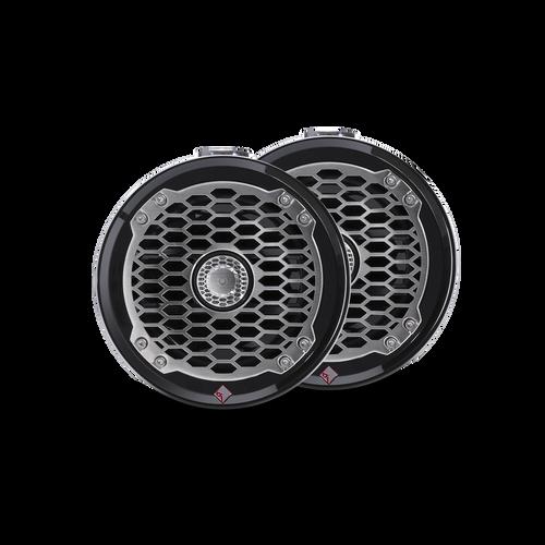 "Rockford Fosgate 6.5"" Mini Wakeboard Tower Speakers Punch PM2652W-MB"