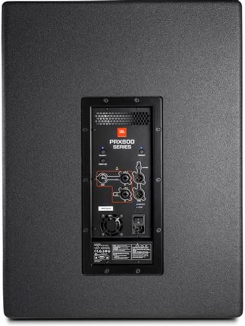 "JBL PRX818XLFW 1500 Watt 18"" Powered Subwoofer System"