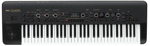 Korg KingKorg Analog Modeling 61Key Synthesizer Keyboard