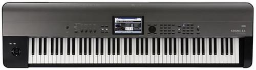 Korg Krome EX 88 88 Key Synthesizer Workstation Keyboard