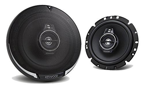 "Kenwood KFC-1795PS 6.75"" 330 Watt 3-Way Car Audio Coaxial Speakers Stereo"