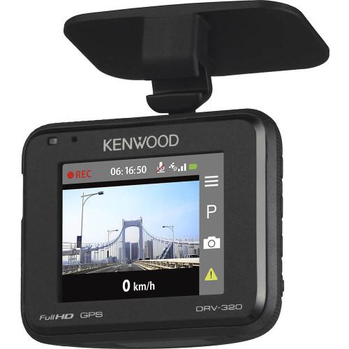 Kenwood DRV-320 High Definition Dashcam DVR
