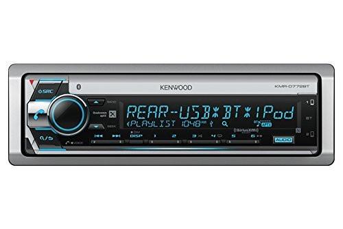 Kenwood KMR-D772BT Marine Stereo Receiver