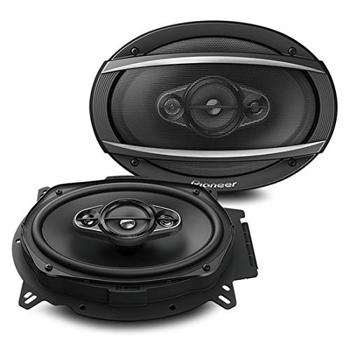 "Pioneer TS-A6960F 450 W MAX 6"" X 9"" 4-Way 4-OHM Stereo CAR Audio COAXIAL Speaker"