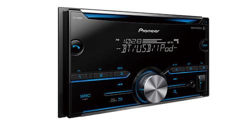 Pioneer PIO-FS500BT Double DIN Bluetooth In-Dash CD/AM/FM Car Stereo Receiver