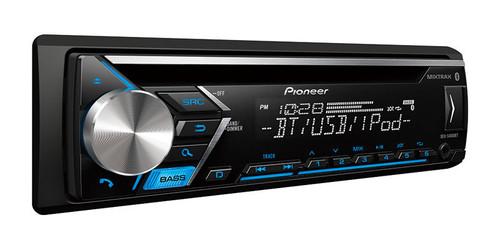 Pioneer DEH-S4000BT Single DIN Bluetooth In-Dash CD/AM/FM Car Stereo Receiver