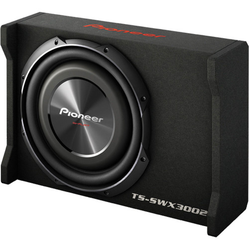 "Pioneer TS-SWX3002 12"" Shallow-Mount Pre-Loaded Enclosure"