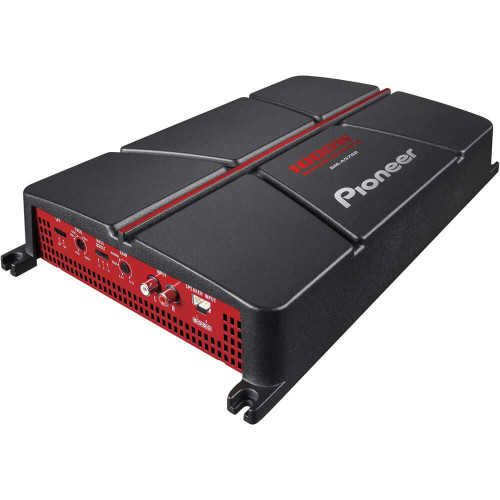 Pioneer GM-A5702 2-Channel Bridgeable Amplifier with Bass Boost