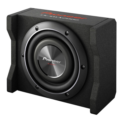 """Pioneer TS-SWX2002 8"""" Shallow-Mount Pre-Loaded Enclosure"""