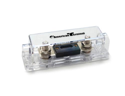 American Terminal ANH30CC 0/2/4 Gauge Ga ANL Fuse Holder + 200 Amp ANL Fuse
