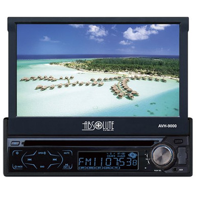"""Absolute 7/"""" INDASH Wireless REMOTE for AVH-9000AT"""