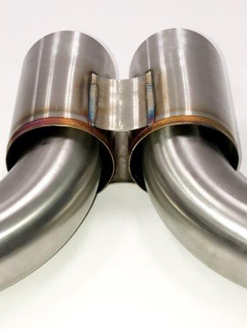 Sharkwerks - Track Race Exhaust (997.1 - 997.2 GT3/RS)