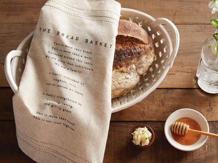 Gatherings Bread Baskets