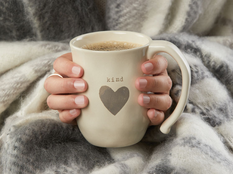 Warm Heart Collection Mugs