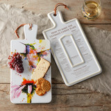 Dishes with DEMDACO: Summer Cheese Board