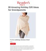 Reader's Digest Grandparent Gift Guide